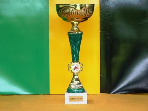 ... sbírka našich pohárů je bohatá ...