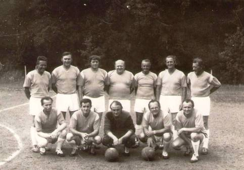 Stará garda z 80. let - Nový Jáchymov