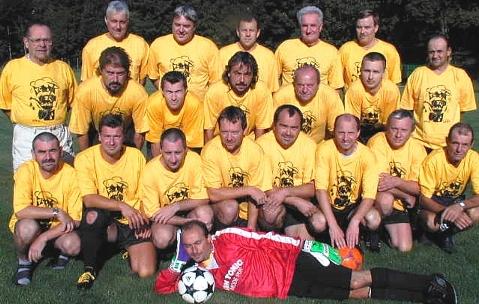 2003 - FC Galeje - stará garda