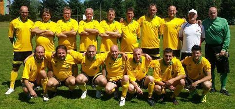 STARÁ GARDA & spol. - červen 2012 - 1. místo na turnaji v Českých Budějovicích