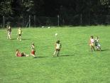 ... fotbalová radost o prázdninách ...